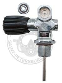 Вентиль THERMO PRO 3/4'' DIN, 234 bar (3442 psi)